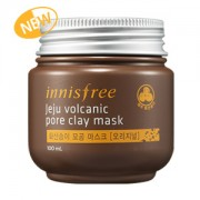 Innisfree Jeju Volcanic Pore Clay Mask (Soft) 100ml