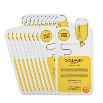 **SALE**Beauty Clinic Mediheal Collagen Infusion Essential Mask 25ml X 5 Sheet