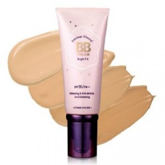 Etude House Precious Mineral BB Cream Bright Fit SPF30/PA++ #W13 Natural Beige 60g